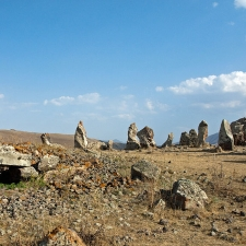 O antigo calendário armênio tinha trinta dias nomeados para cada mês do ano.
