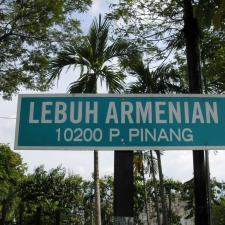 A Igreja Armênia de São Gregório o Iluminador data de 1835 e foi a primeira igreja construída em Singapura
