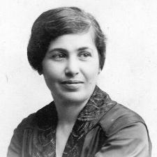 Zabel Yesayan era a única mulher na lista dos presos na noite de 24 de abril de 1915