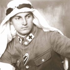 Armin Wegner fotografou o que ele viu em 1915