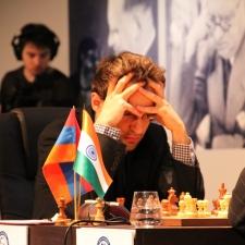 O xadrez é considerado um esporte nacional na Armênia