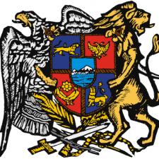 A primeira República Armênia foi declarada em 28 de Maio de 1918